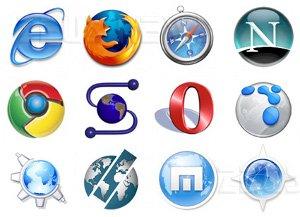 Browser secondari ballot screen Maxthon