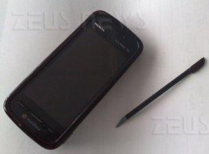 Nokia XpressMedia 5800 Tube touchscreen 2 ottobre
