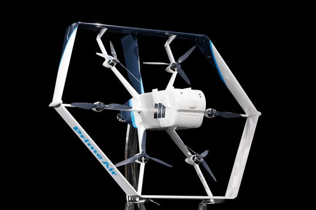 amazon prime air remars june 2019