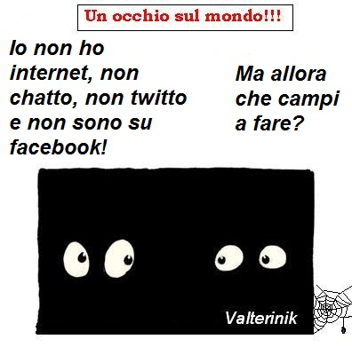 senza internet