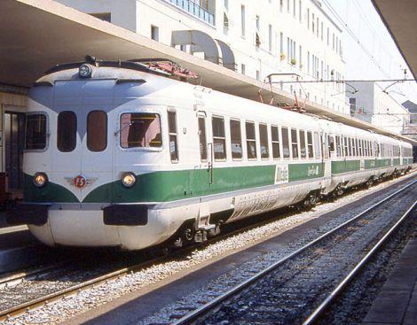 treno alitalia