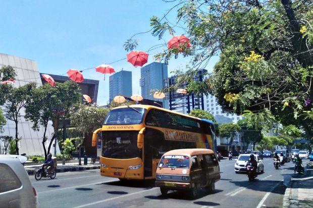 bus plastica indonesia