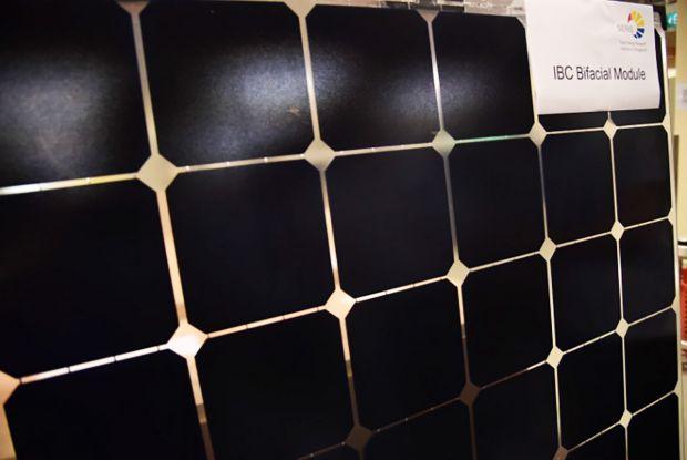 Bifacial Solar Module Solar Power