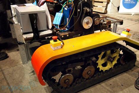 suffer 11 robot wiimote