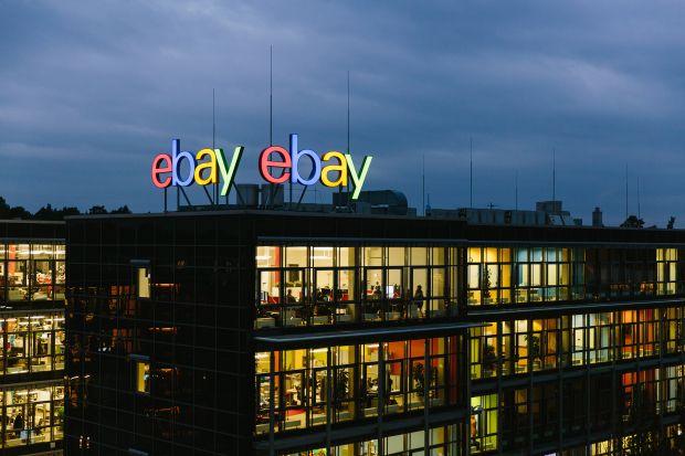ebay logistica