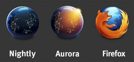 Mozilla Firefox 5 canale Aurora sviluppo