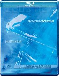 Divertimenti, il primo album in Blu-Ray