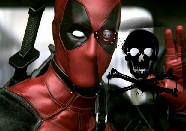 Deadpool Pirata prigione