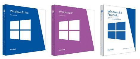 windows 8.1 aggiornamento date prezzi