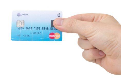 zwipe biometric contatless card