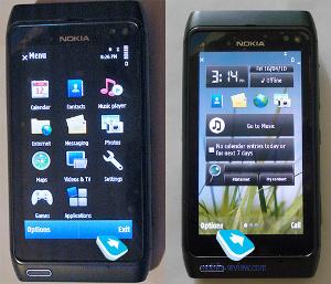 Nokia N8 fotocamera 12 megapixel