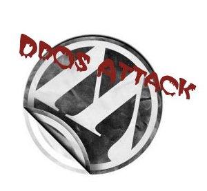 Attacco DDoS WordPress Cina