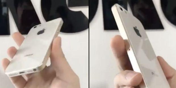 iphone se 2 leak
