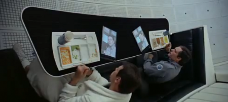Samsung tablet Apple iPad 2001 Odissea nello spazi