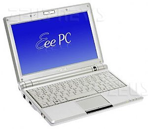 Eee Pc Linux in bundle con Microsoft Office
