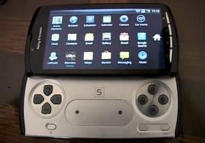 Sony Ericsson Xperia Zeus Z1 Playstation Phone