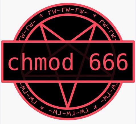 chmod666