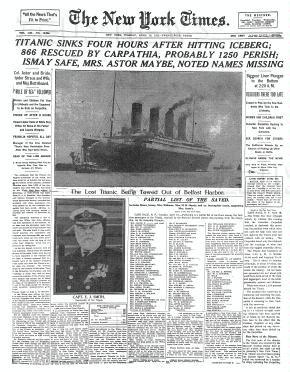 New York Times a pagamento: farà la fine del Titan