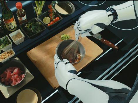 moley robot cucina
