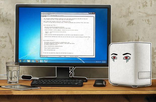 nas ransomware