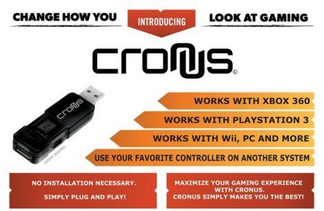 raptorfire cronus controller