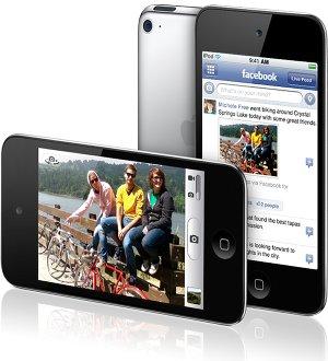 Apple iPod Touch Nano Shuffle TV iTunes 10 Ping