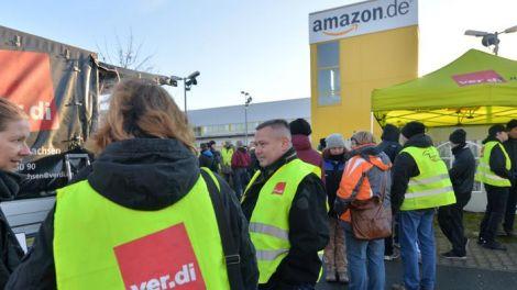 sciopero amazon germania