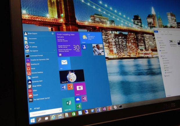 installazione windows10 spring creators update