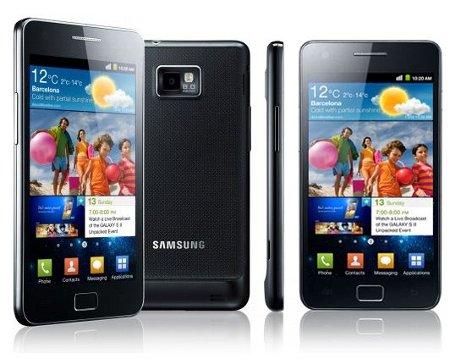 Samsung Galaxy S II Mini aprile