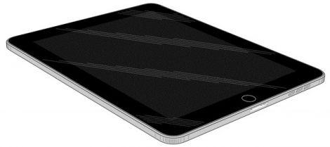apple ipad design patent