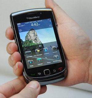 RIM BlackBerry 9800 Bold Slide Torch