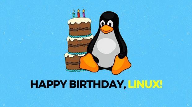 linux 30 anni
