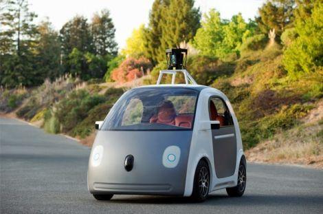 google car prototype pic