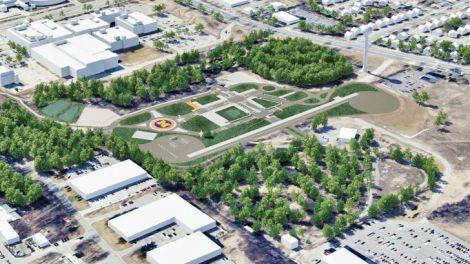 Michigan campus driverless cars
