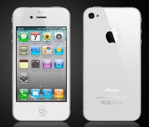 Apple iPhone bianco rinviato alla primavera 2011