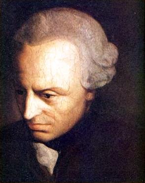 Enigmi e Giochi matematici Immanuel Kant