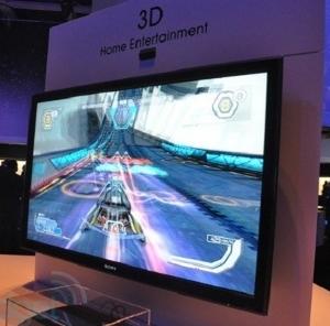 Sony PlayStation 3 giochi 3D