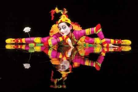 Cirque du Soleil James Cameron 3D