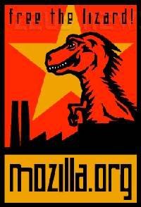 Immagine classica di Mozilla 1998