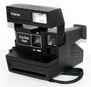 Polaroid One Step 2010 Summit Media Group Impossib
