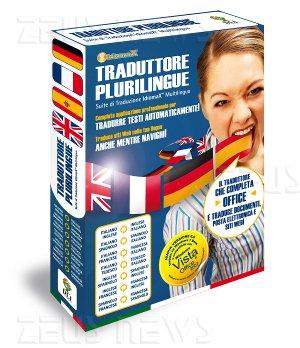 Idiomax Traduttore Plurilingue Suite 6.0