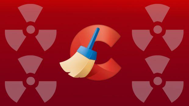 piriform hacker malware ccleaner