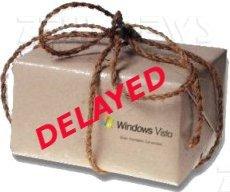 Pacco postale in ritardo