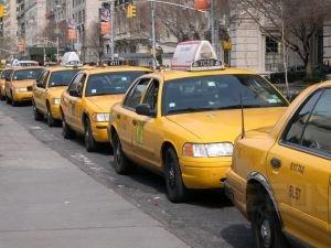 Taxi a New York (foto di Alan O'Neill)