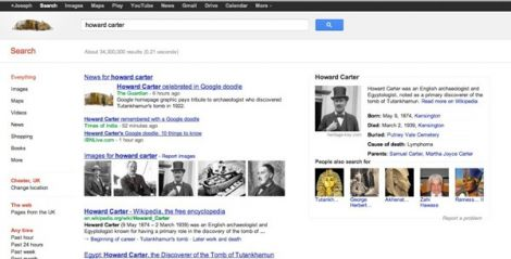 google semantico carter