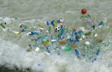goletta verde marine litter plastica