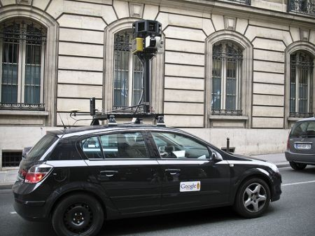 Google stop Street View in Germania