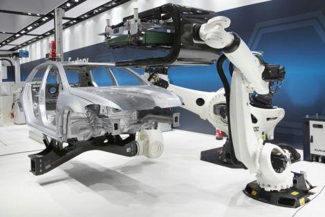 robot disoccupazione quarta rivoluzione industrial