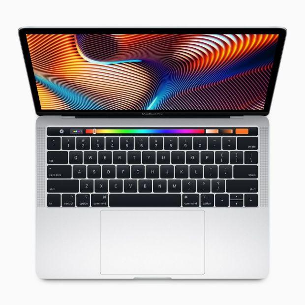 mac pro touchbar pensione