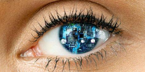 retina artificiale organica